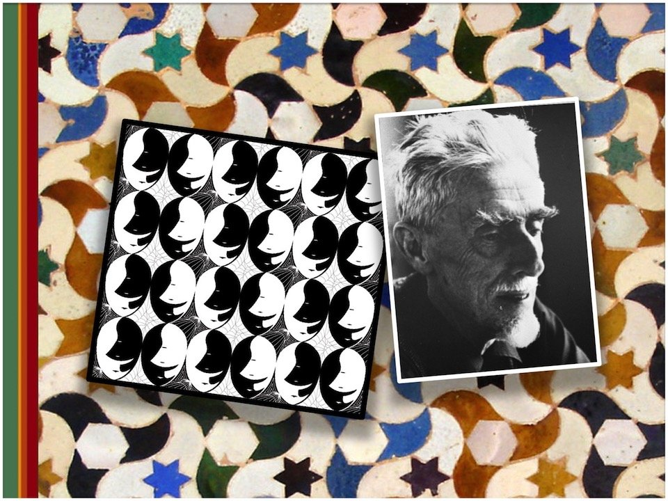The Life and Mathematical Art of M.C. Escher 2-lessons